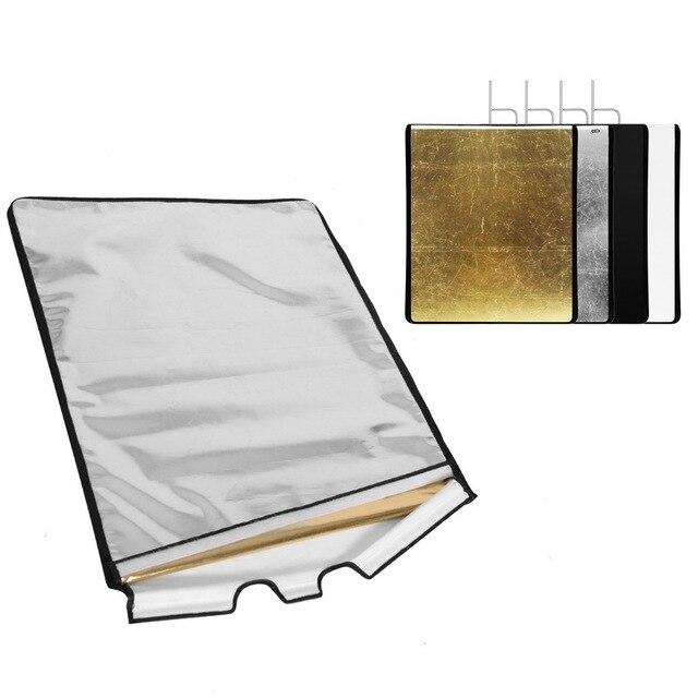Популярная 4 цветная панель для видеостудии Cltoh, панель из нержавеющей стали с флагом, отражатель Cltoh, диффузор для фотосъемки, аксессуары для фотостудии