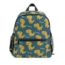 mochila infantil children school bags Anti-lost children's backpack Dinosaur Print school bag backpack for children Baby bag new