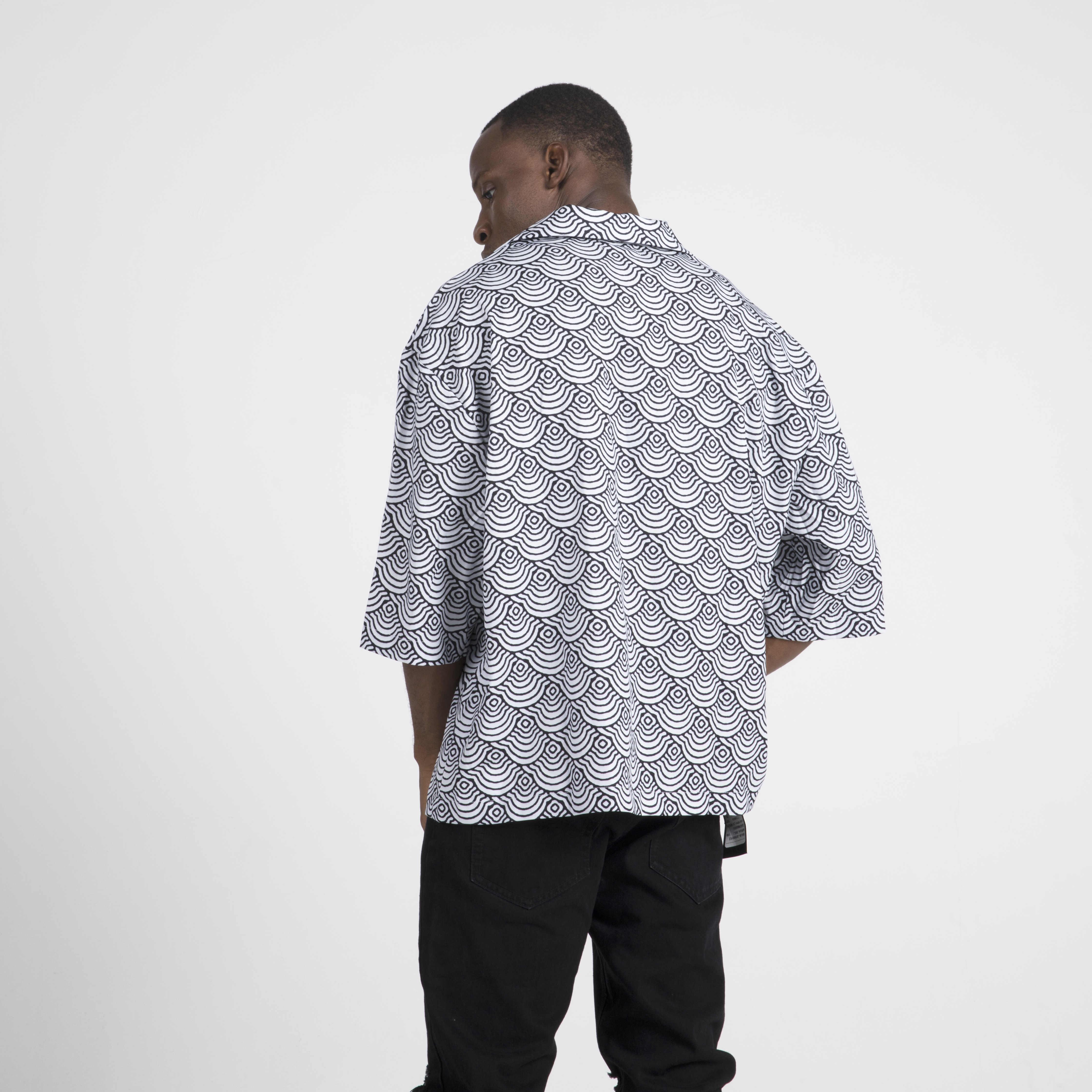 Camisas masculinas topo rua wear hiphop nova moda