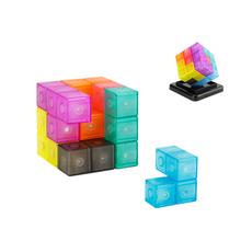 MoYu Magnetic Building blocks Magnetic cube 3x3x3 zeka küpü manyetik yapı taşları yeni manyetik küp 3x3x3 cubo magico profesyonel bulmaca oyuncak eğitim oyuncakları