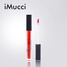 iMucci 12 Colors Liquid Matte Long Lasting Lip Gloss Makeup Lips Long-lasting Easy to Wear Maquiagem esmalte labial Make up