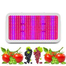 Luz LED de cultivo de espectro completo, 400W, rojo, azul, blanco, cálido, UV, IR AC85 ~ 265V, SMD5730, lámparas Led para plantas de Acuario, venta al por mayor