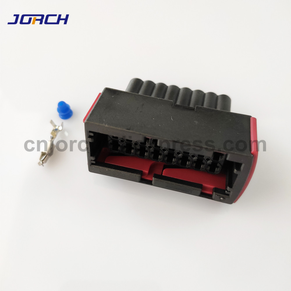 1set 16 Pin Female Auto Waterproof Electrical Connector Plug 1-965427-1 For TE AMP Tyco