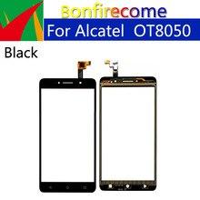 10Pcs \ Rất Nhiều Cảm Ứng Cho Alcatel One Touch Pixi 4 OT 8050D 8050 OT8050 Màn Hình Cảm Ứng Bảng Điều Khiển Cảm Biến Số Màu thay Thế