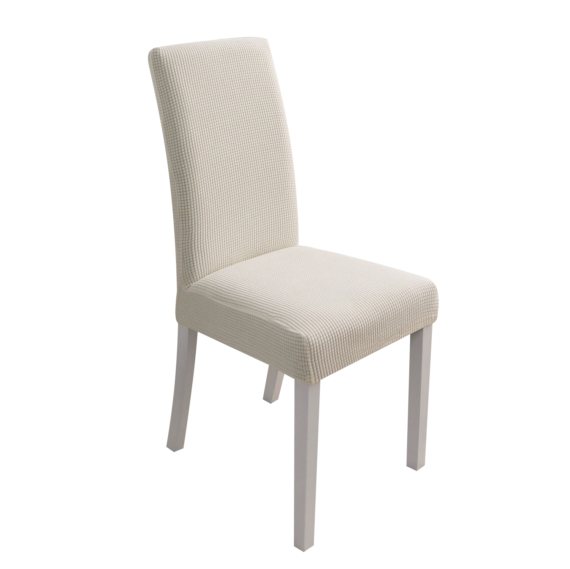 4 шт. материал чехлы на кресла стрейч для кухни/свадьбы эластичные чехлы на кресла спандекс столовая крышка стула с задней