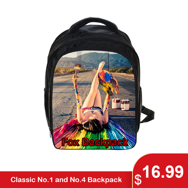 Luxury Famous Classic Backpacks Laptop Bags Waterproof Backpack Canvas Childr Mini Mochilas Backpack Students Schoolbag Best Gif image