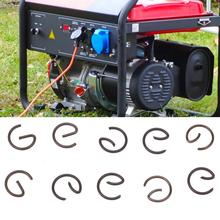 10pcs ngine Piston RingS for 168F 170F Engine Generator Accessories parts стоимость