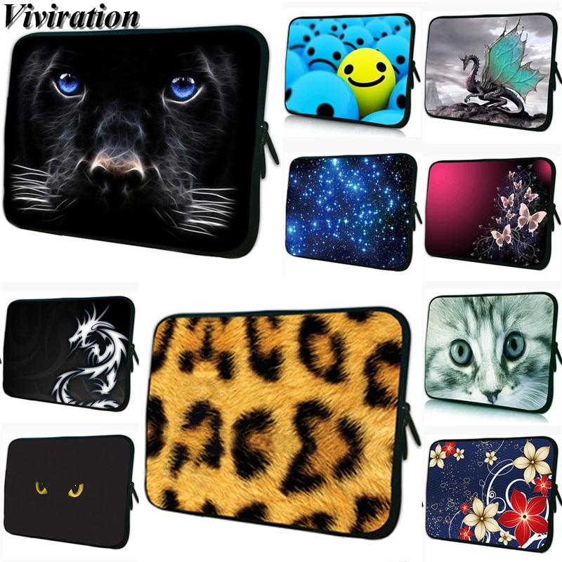 Portable Women Mens Laptop Computer Notebook Handbag For Chuwi LapBook Air Acer Swift 1 14 14.1 14.1 Notebook Case Carry Cover