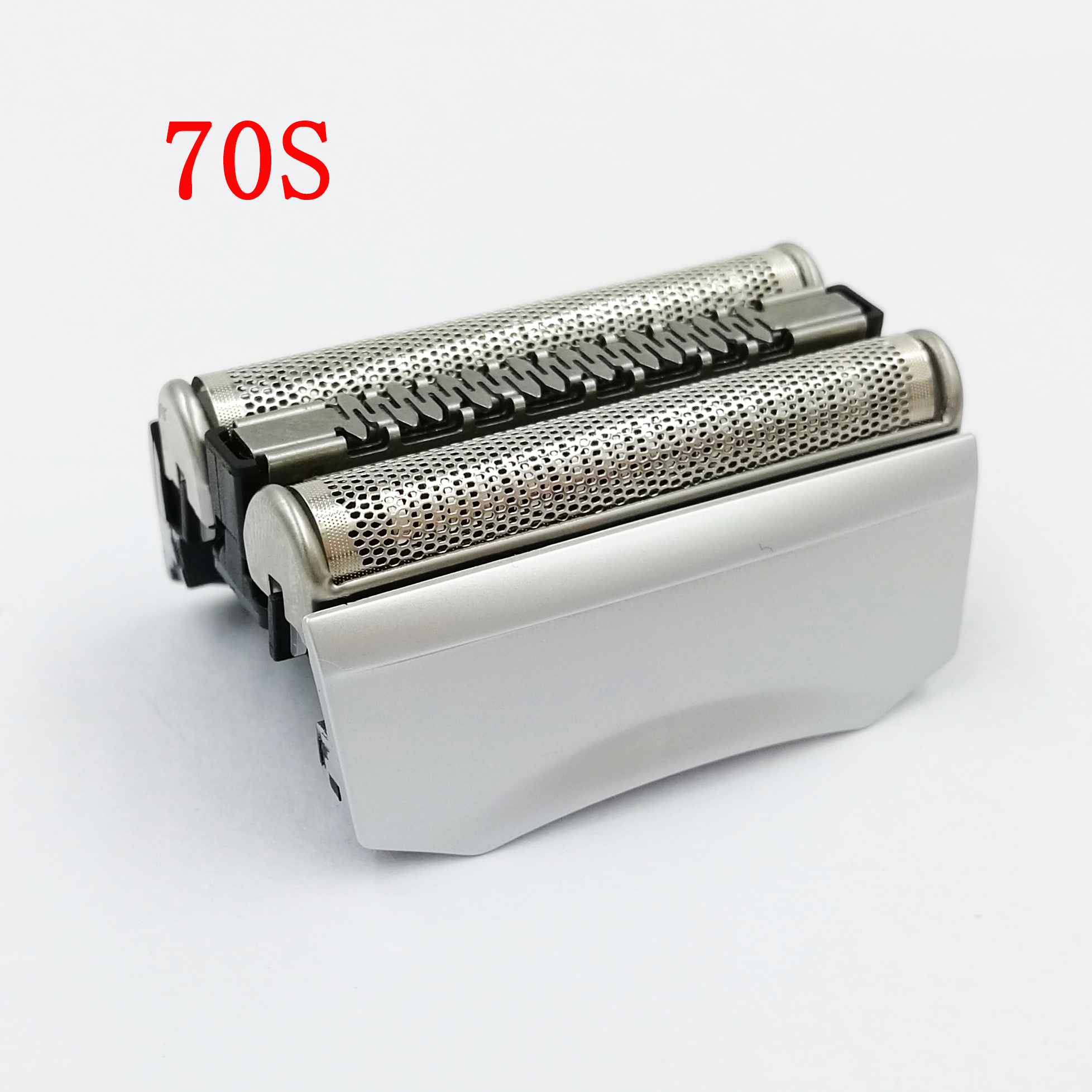 Electric Shaver Replacement 70S Foil & Cutter Shaver Head For Braun Series 7 720 730 7855 750 7840 7893  720s-3, 720s-4, 720s-5