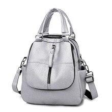 2020 new pu backpack fashion sports girl beanie bag fashion small backpack