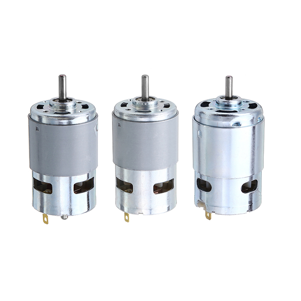 775 795 895 Motor/Motor Bracket DC 12V-24V 3000-12000RPM Motor Large Torque Gear Motor