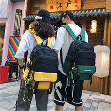 Waterproof School Bag Multiple Compartment  AntiTheft Backpack Women Book Big High Youth College mochila feminina