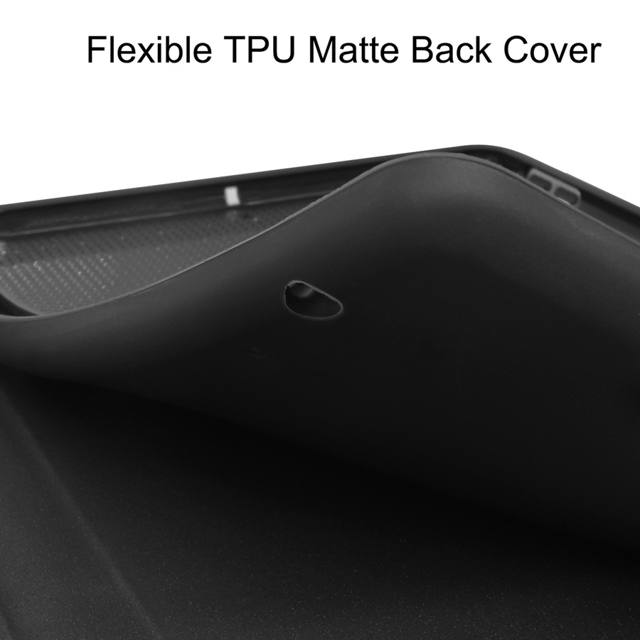 Slim for Cover 7th Case A2200/A2198/A2232-case/Film--pen iPad with Pencil-Holder Apple