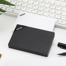 KESU USB3.0 mobile hard disk high speed 80G 160G 250G 320G 5