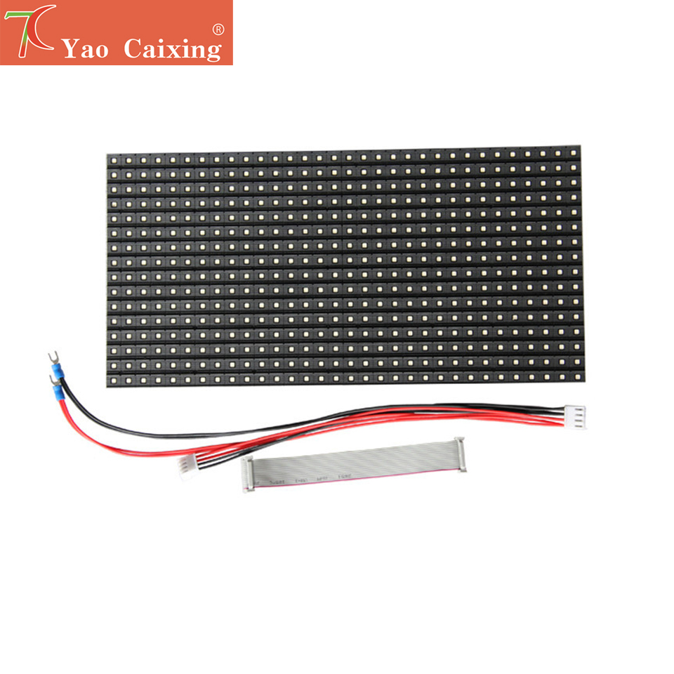 Factory Direct Sales Free Shipping P10 Outdoor 4scan 320x160mm SMD Full Color Use For Led Display