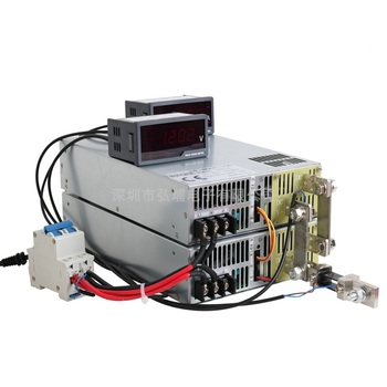 110v 54a 6000 watt AC/DC switching power supply 6000w 110 volt 54 amp switching industrial power adapter transformer