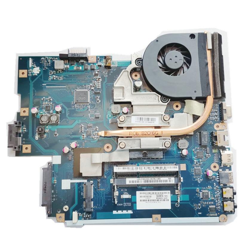 For Acer Aspire 5740 5741 5742 Motherboard LA-5891P LA-5893P LA-5894P = LA-5892P + Heatsink + CPU Tested Perfect Working