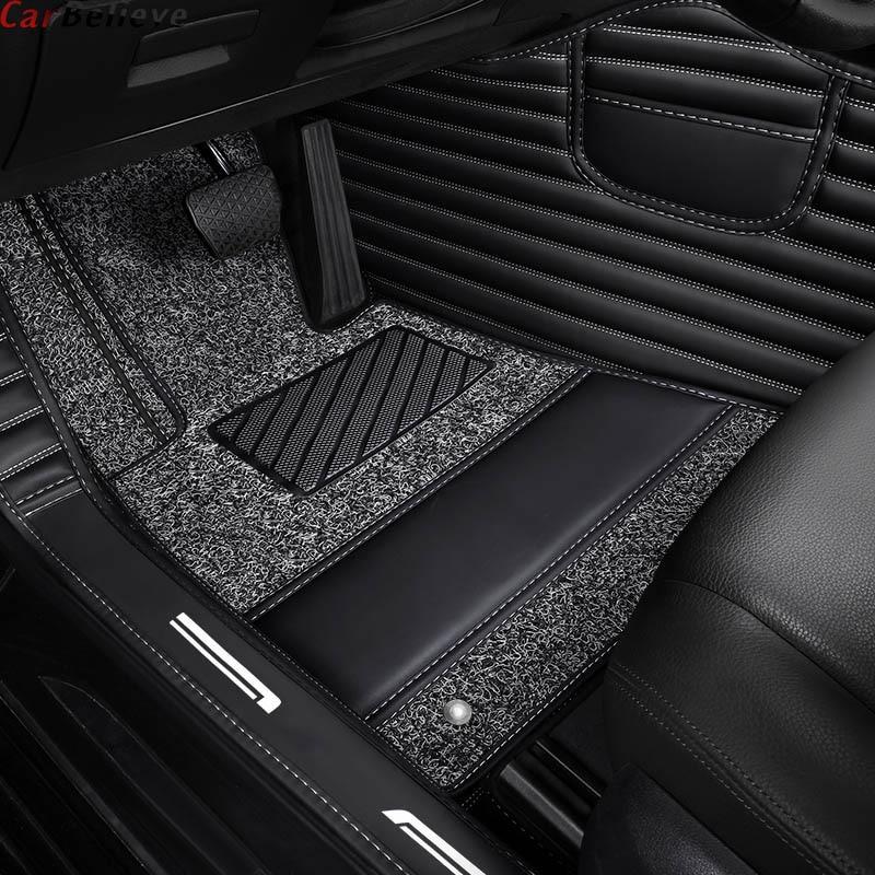 Tapis de sol de voiture sur mesure pour Mini countryman r60 one cooper R50 R52 R53 R56 R57 R58 F55 F56 F57 tapis d'accessoire - 6