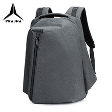 Classic Laptop Backpack Men Fit 15.6 Inch Waterproof Oxford Travel Bag Large Capacity Anti-theft Mochila Рюкзак Daypack PRAJNA(China)