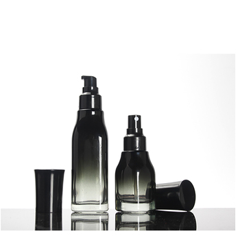 Empty Travel Press Pump Cream Lotion Dispenser Cosmetic Containers 100ml Essential Oil Spray Bottle Cream Packaging