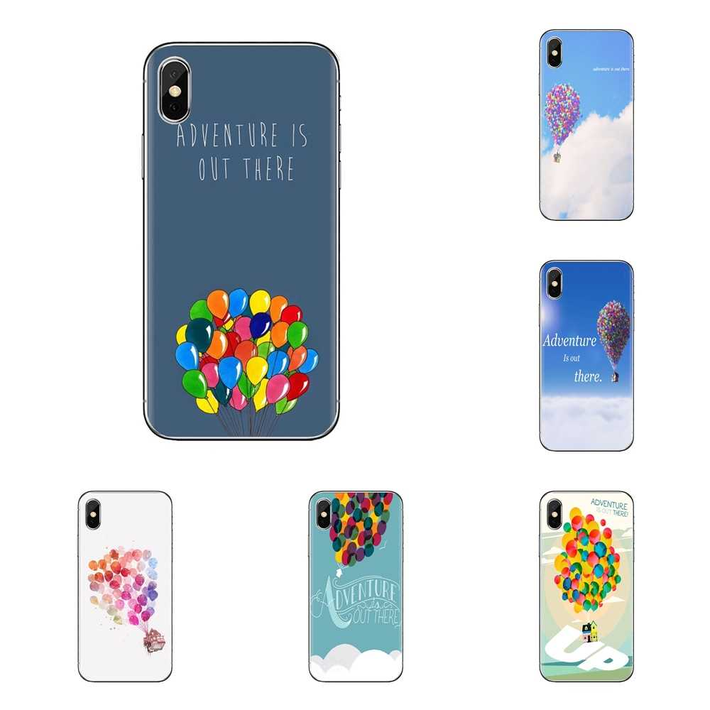 Adventure Up Pixar Animation Quote Soft Cases Cover For Oneplus 3T 5T 6T Nokia 2 3 5 6 8 9 230 3310 2.1 3.1 5.1 7 Plus 2017 2018