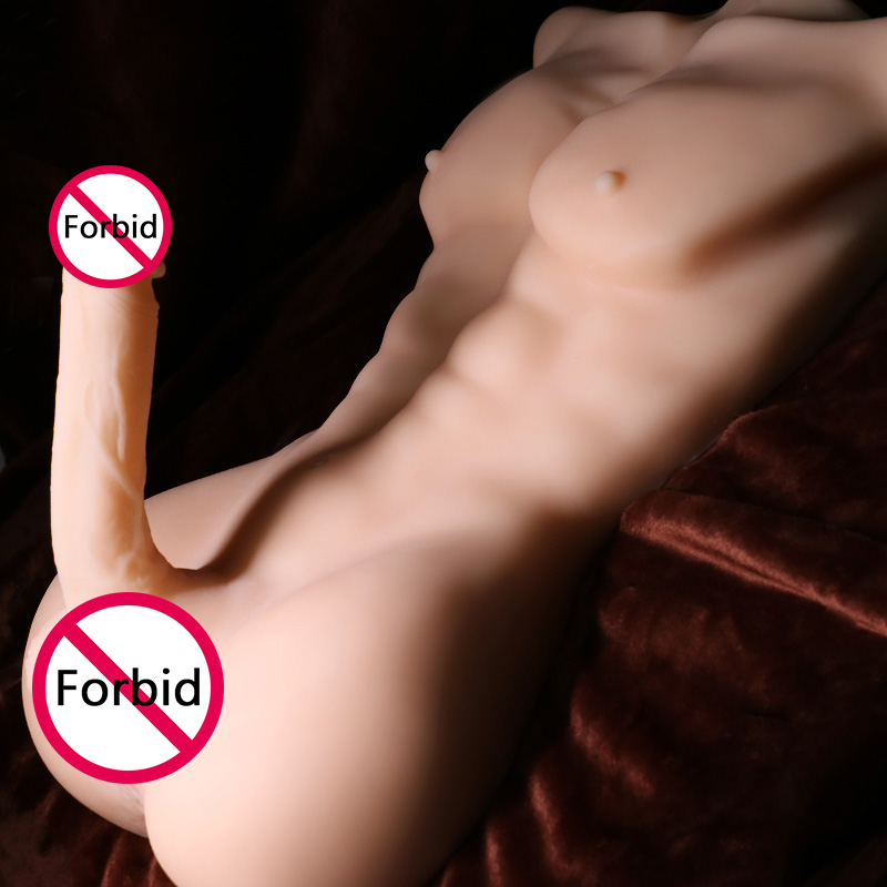 Realistic Silicone Male  Sex Doll For Woman Life Size With Big Dildo Masturbators Gay Male Sex Doll