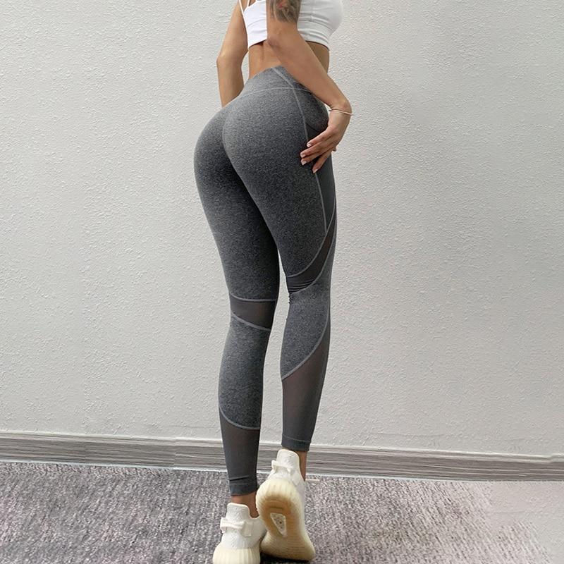 Seamless gym leggings