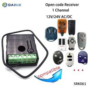 Image 4 - Mini rf sem fio interruptor de controle remoto 12 v 24 v 1 canal rf receptor 433mhz multi função
