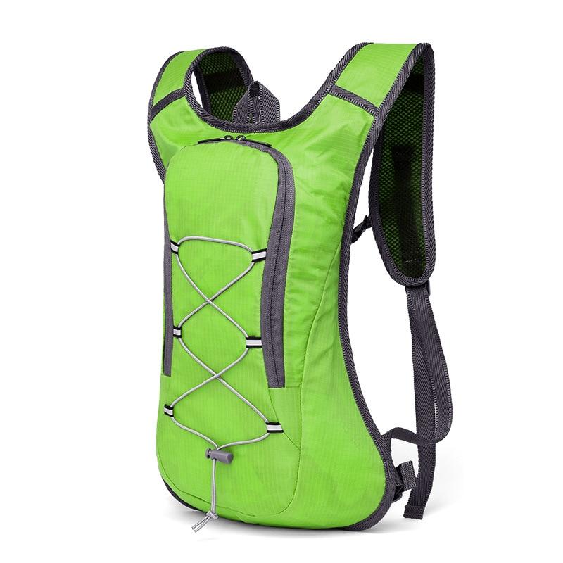 Outdoor Men Cycling Water Bag Backpack Waterproof Bike Hydration Backpack Women Ultralight Sports Teenager Travel Climb Bags