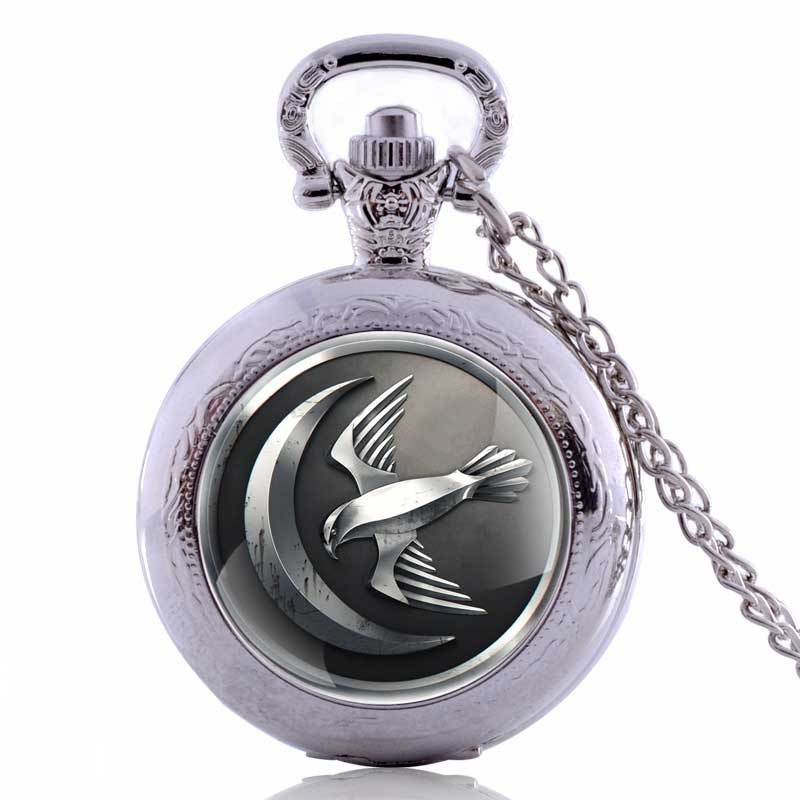 Retro Bronze Doctor Who Theme Fashion Quartz Pocket Watch Men Women Gift