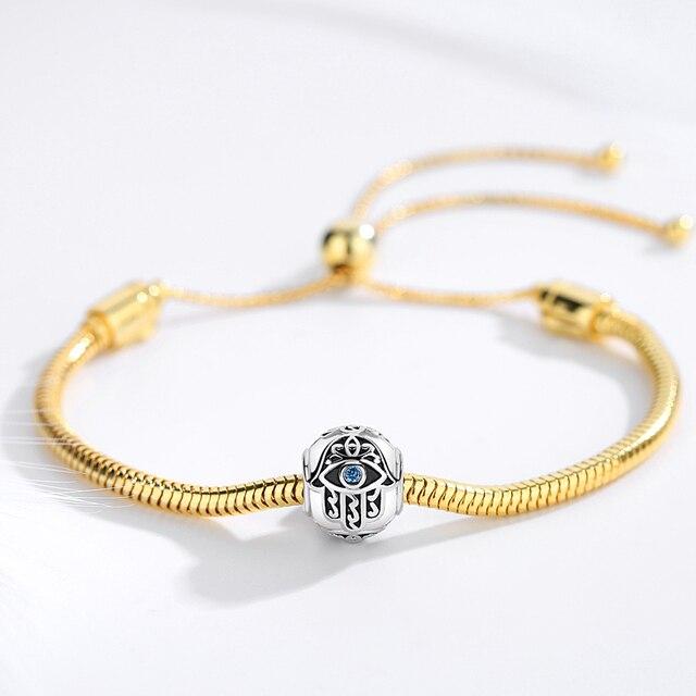 Charm Porte-Bonheur Main de Fatma Bracelet