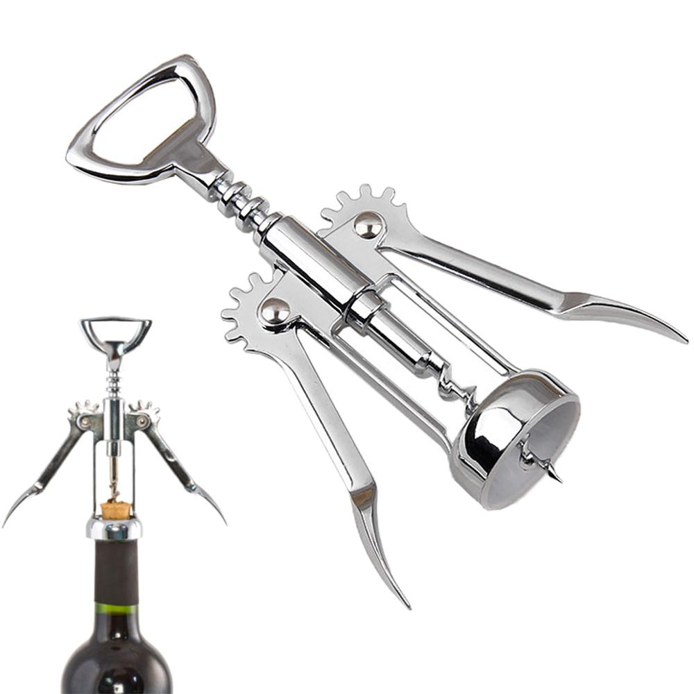 Special Offer Stainless Steel Wing Style Red Wine Corkscrew Bottle Pull Opener Wine Cork Tool