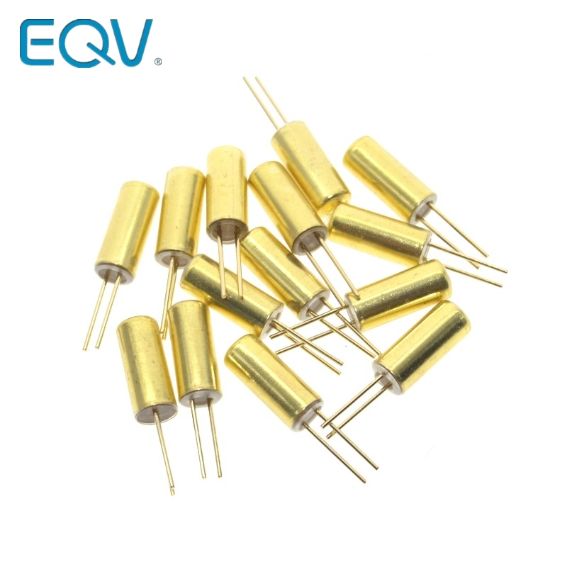 EQV 10PCS Highly Sensitive SW-520D SW520 Ball Switch Angle Tilt Switch Vibration Switch