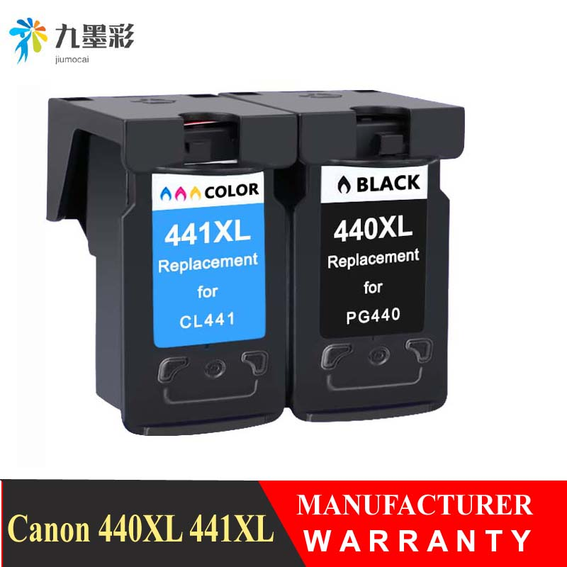 PG 440 PG440XL CL 441 compatible Ink Cartridge for <font><b>Canon</b></font> PG440 CL441 <font><b>440XL</b></font> 441XL for Printer 4280 MX438 518 378 MX438 image