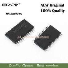 10PCS MAX7219 MAX7219CWG MAX7219EWG SOP24