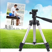 купить Tripod Universal Portable Digital Camera Camcorder Tripod Stand Lightweight Aluminum for Canon for Nikon for Sony дешево