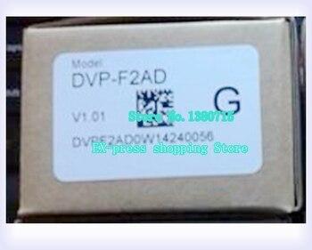 New Original DVP-F2AD PLC 2AI 12-bit Resolution Function Card