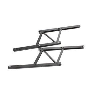 Podnieś górny stolik kawowy mechanizm podnoszący zawias osprzęt mocujący ze sprężynową składaną ramą stojące biurko