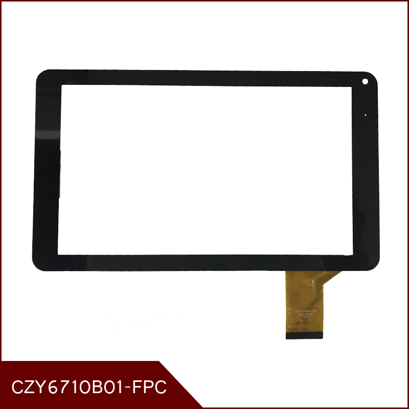Original 9'' Inch Tablet PC CZY6710B01-FPC Touch Screen Touch Panel Digitizer Glass Tablet PC MID Free Shipping