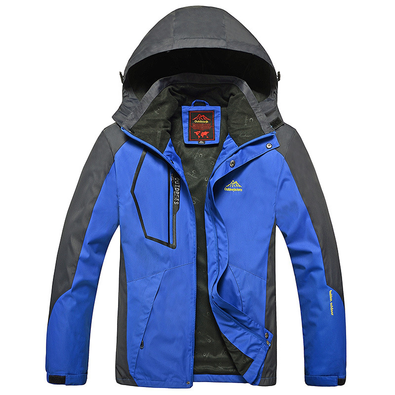 Image 5 - BOLUBAO New Men Jackets Coats Winter Brand Men's Fashion Casual Thick Warm Jacket Male Windproof Waterproof Outdoor Jacket-in Jackets from Men's Clothing