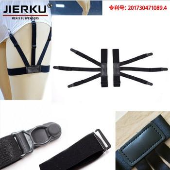 Suministro de camisa de hombre sin arrugas pierna anillo Garter Chinlon Material Garter disponible actualmente