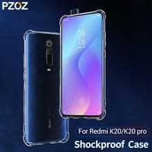 Pzoz xiaomi mi5s case luxury Anti-knock silicone Transparent Clear Cover Protective mi 5s cases xiomi 4g 64gb
