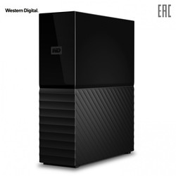 Внешний жёсткий диск WD My Book (New) WDBBGB0060HBK-EESN 6ТБ 3,5