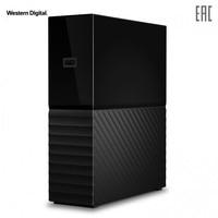 External Hard Drives Western Digital WDBBGB0060HBK EESN Computer Storage device hdd disk portable My Book (New) 6tb 3,5 6 tb
