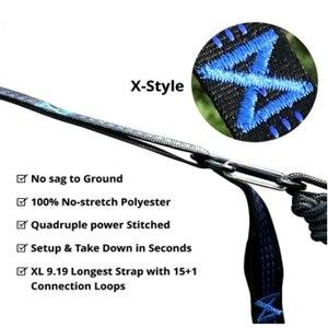 Image 4 - 2 قطعة حزام أرجوحة 10 أقدام طويلة ، قوية للغاية وخفيفة الوزن ، 17 ثقوب لتلبية احتياجات التكيف الخاصة بك