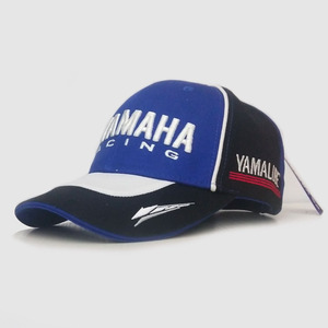New Arrival HOXYAMAHA Motorcycle Baseball Cap MOTO GP 3D Embroidered Racing Men Women Snapback Hats Cap High Quality(China)