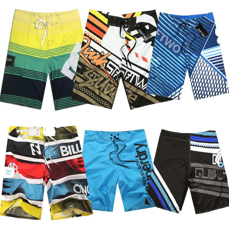 Short pour hommes, pantalon de plage pour faire du Surf, pantalon de natation, décontracté