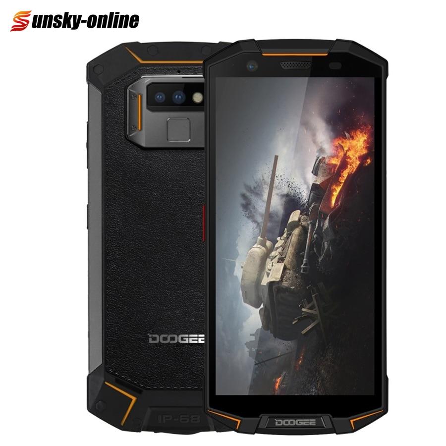 DOOGEE S70 teléfono resistente 5500mAh 6GB + 64GB IP68/IP69K impermeable 4G Red 5,99 pulgadas cámara trasera Dual Smartphone-in Los teléfonos móviles from Teléfonos celulares y telecomunicaciones on AliExpress - 11.11_Double 11_Singles' Day 1
