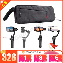 Portable Carry Bag for DJI OSMO Mobile 3 2 Zhiyun Smooth 4 Case for Smartphone Stabilitzer Gimbal OSMO Pocket Snoppa Atom box
