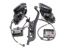 مرآة كهربائية قابلة للطي ، لأودي A4 A5 B9 8W LHD ، مجموعة ترقية